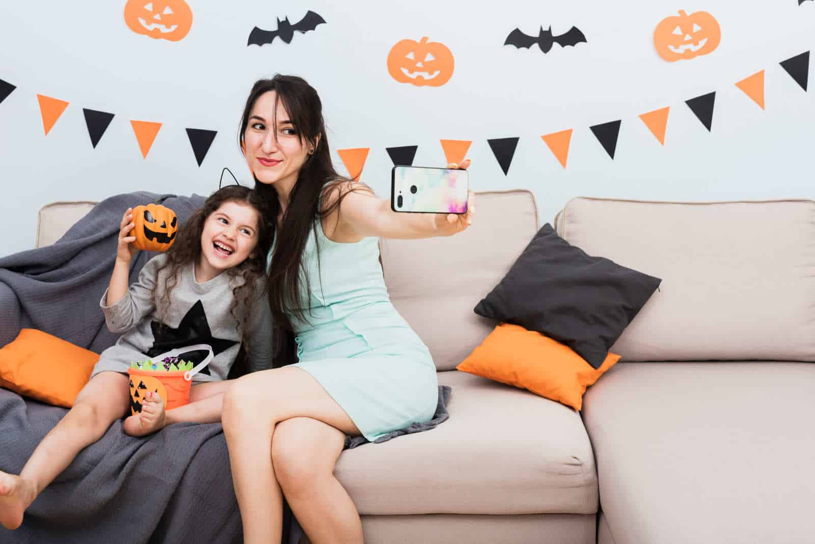 Evitar contagio piojos Halloween